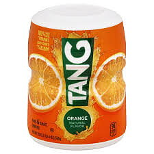 Tang Orange Powdered Drink Mix