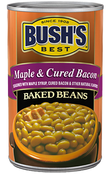 Bush Beans Maple Bacon