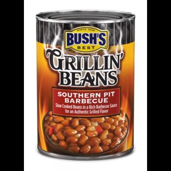 Bush Beans Grillin Beans Southern Pit