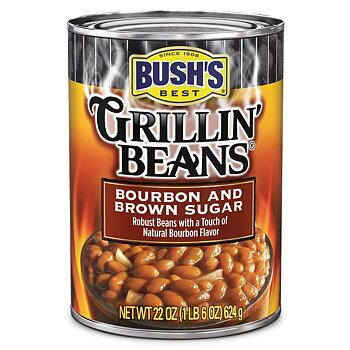 Bush Beans Grillin Bourbon