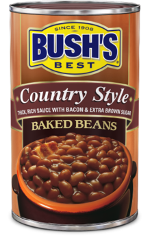 Bush Country Style Beans
