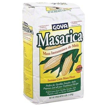Goya Masarica Corn Masa Flour, 1.8Kg