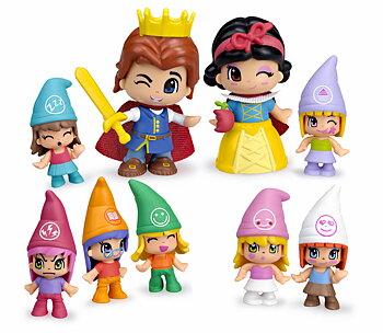 Pinypon Snow White & 7 Dwarfs