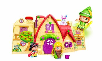 Pinypons Tales House