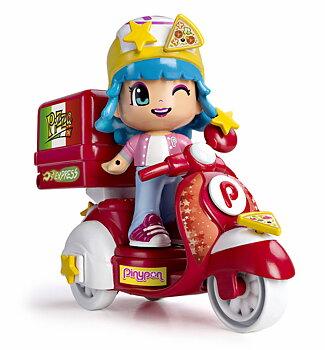 Pinypon Motorbike Pizzeria