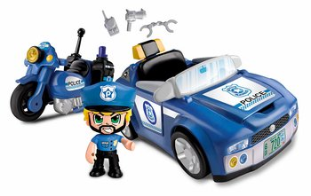 Pinypon Action Super Police Vehicles