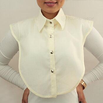 Shirt Neck - Off White