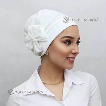 Turban - Dianella - Off white