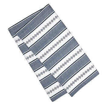 Shyness Runner Bolster White/Navy
