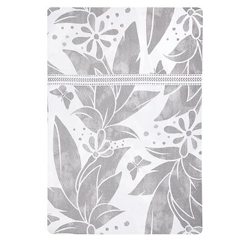 Shyness Duvet Butterfly White/Grey