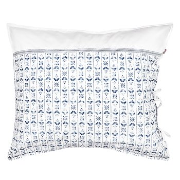 Shyness Pillow Case Night Fly White/Navy