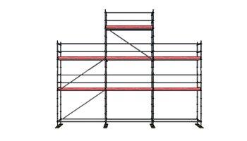 Modulställningspaket  (9x6m + gaveltopp)