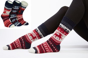 Ullsocka Winter Dam 3-pack