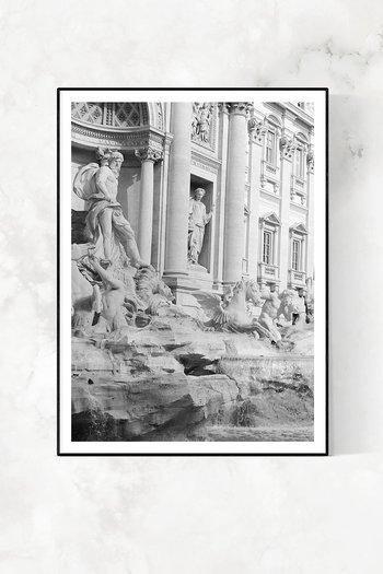 ROME EDIT / FONTANA DI TREVI AQUA
