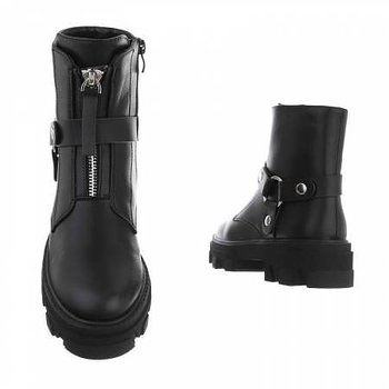 THEA BOOTS BLACK