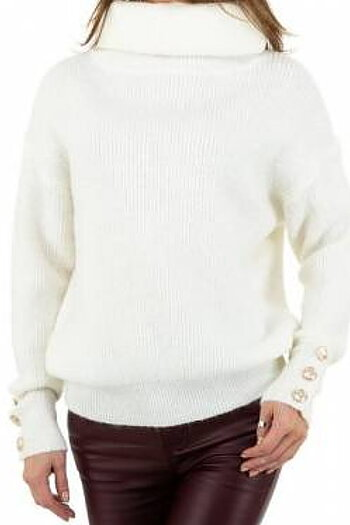 CELINE JUMPER WHITE