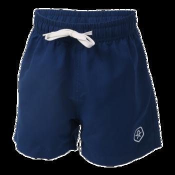 COLOR KIDS - Marinblå UV bad-shorts