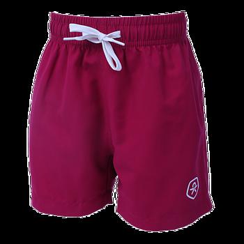 COLOR KIDS - Hallon-rosa UV bad-shorts