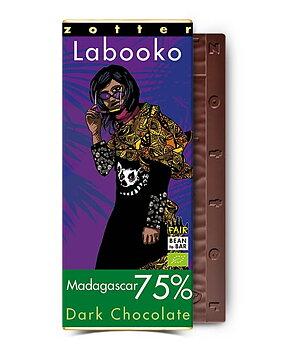 18. Madagaskar 75%