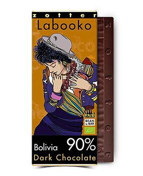 13. Bolivia 90%