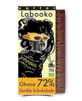 22. Ghana 72%