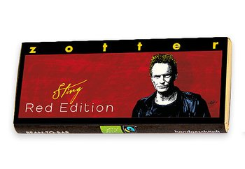 Sting Red Edition