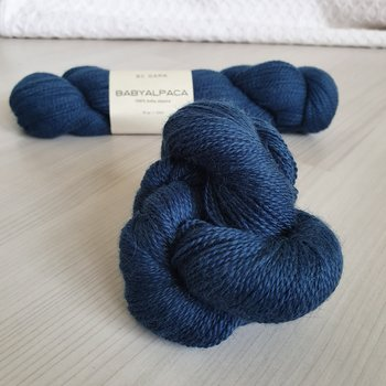 BC Babyalpaca Royal Blue
