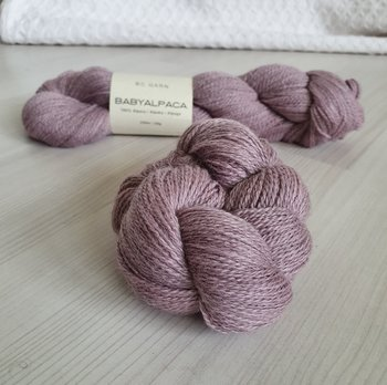 BC Babyalpaca Dusty Rose