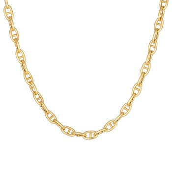 Victory chain neck 45 cm gold