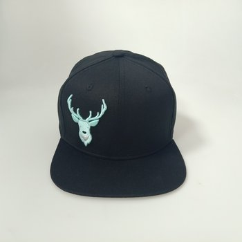 59°North Wheels Snapback svart