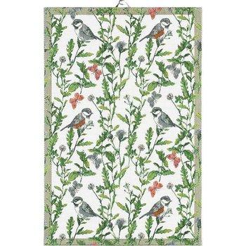 Sommarfåglar handduk