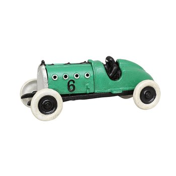 Racerbil Grön