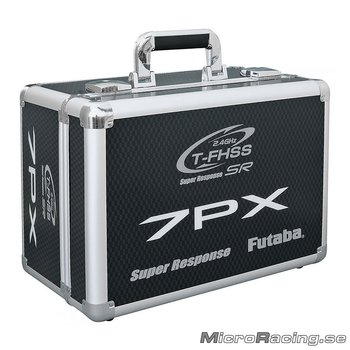FUTABA - Carrying Case Aluminium T7PX