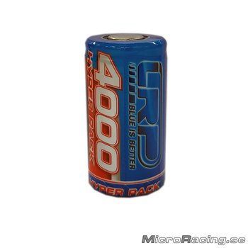 LRP - NiMH Batteri 1,2V 4000mAh