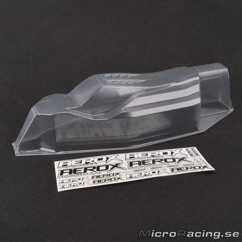 AEROX - Kaross inkl. Maskering  Ultra Lätt