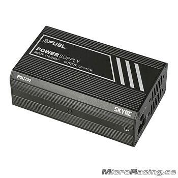SKYRC - Powersupply 200W PSU 12 Volt 17 Ampere