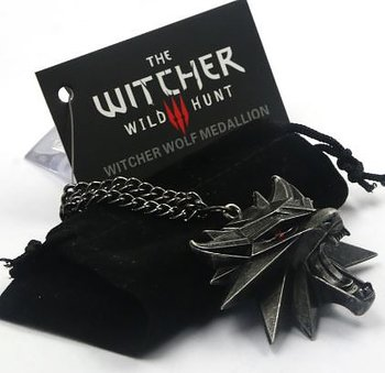 Witcher Halsband i Metall