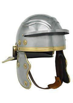 Romersk legionärhjälm