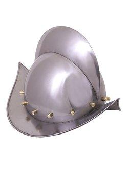 Tysk Morion hjälm, 1,2 mm stål