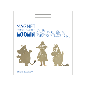 MAGNET 3X MUMIN