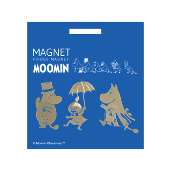 MAGNET 3X MOOMIN PAPPA