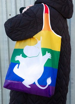 SHOPPING BAG MOOMIN