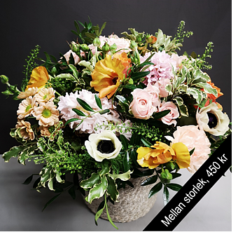 TRENDfloristens Pastell Mix