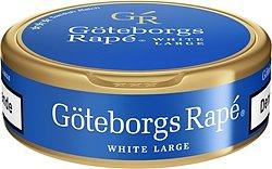 Göteborgs Rapé White
