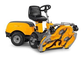 Stiga Park 320 PW TWIN MOTOR Klippaggregat 100 Combi 3 EL QF