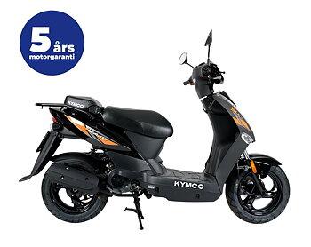 Kymco Agility Wide 50i - 5 ås motorgaranti!
