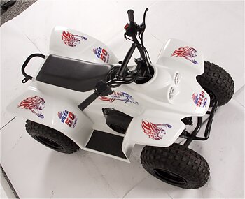 SMC Buzz 50cc mini-ATV