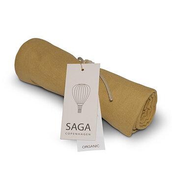 Saga Copenhagen Muslin Vidar mustard