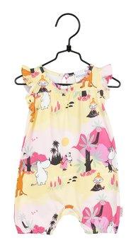 Moomin Playsuit Tropisk rosa