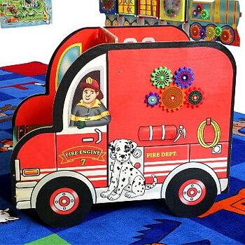 Brannbilen Fargo  - Aktivitetssenter